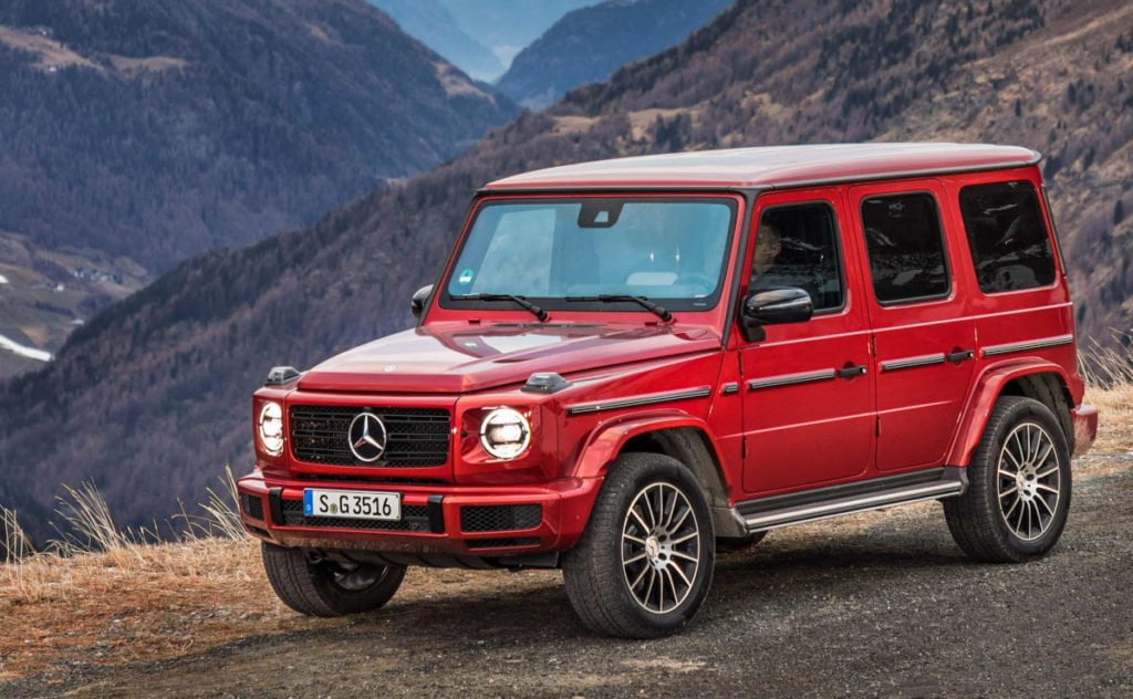 Mercedes-Benz G 350 D introduced in India for Rs. 1.5 crores, ex-showroom