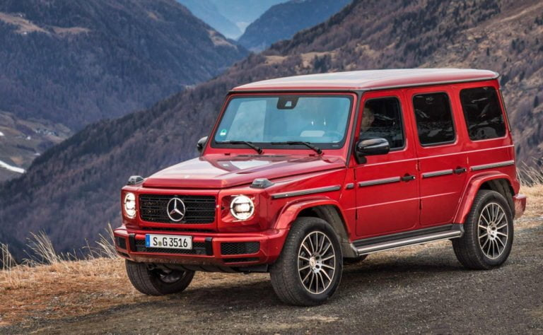 Mercedes G 350 D – All You Need To Know About The G-Wagon!