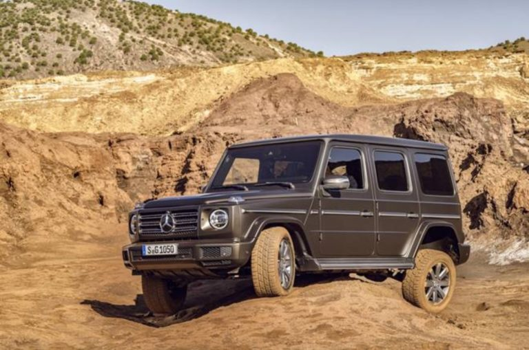 Mercedes G Class 350d Launched In India At A Price Of ₹ 1.5 Crore