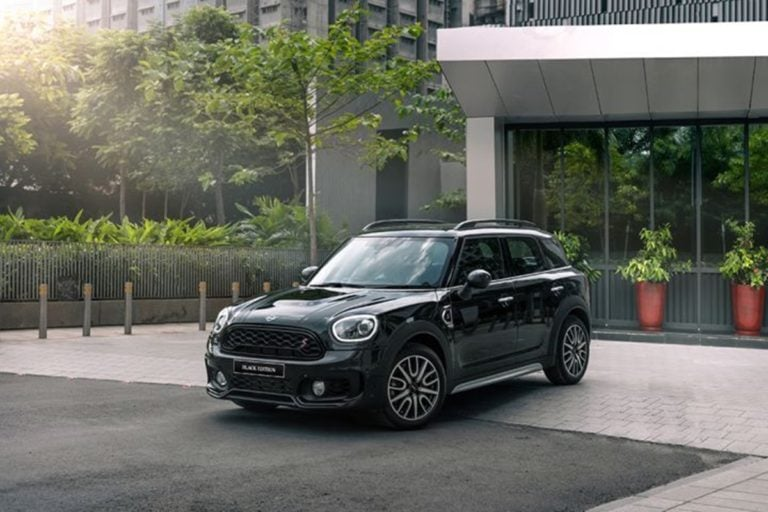 The Mini Countryman Black Edition Limited To Just 24 Units – What's New?