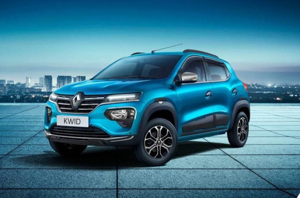 Renault Kwid Facelift Accessories Image