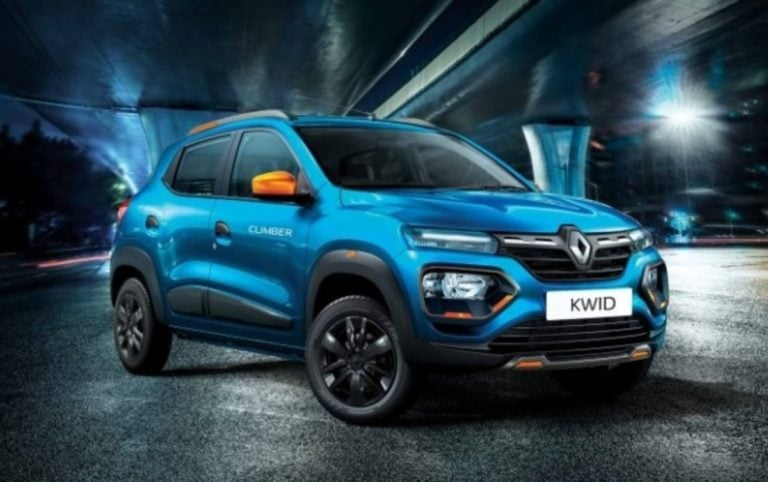 These Are The Official Accessories Of The Renault Kwid Facelift