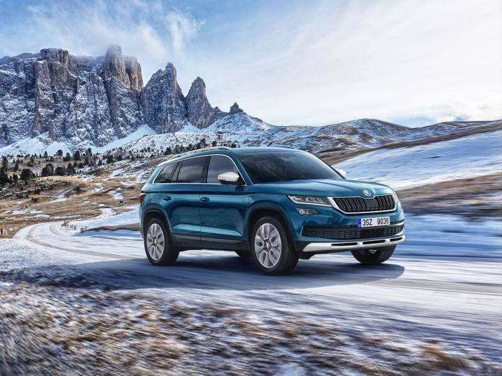 Skoda Kodiaq Scout – All You Need to Know About this Rugged Kodiaq!
