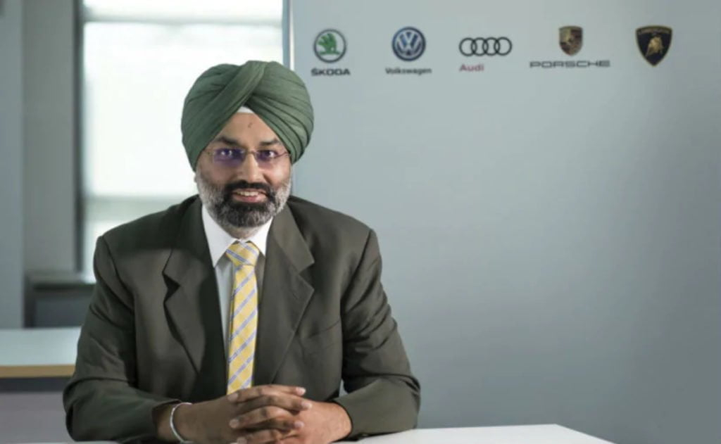 Skoda Auto Volkswagen India will now be headed by Gurpratap Boparai as the new MD of the merger
