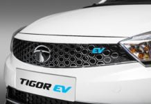 Electric Tata Tigor