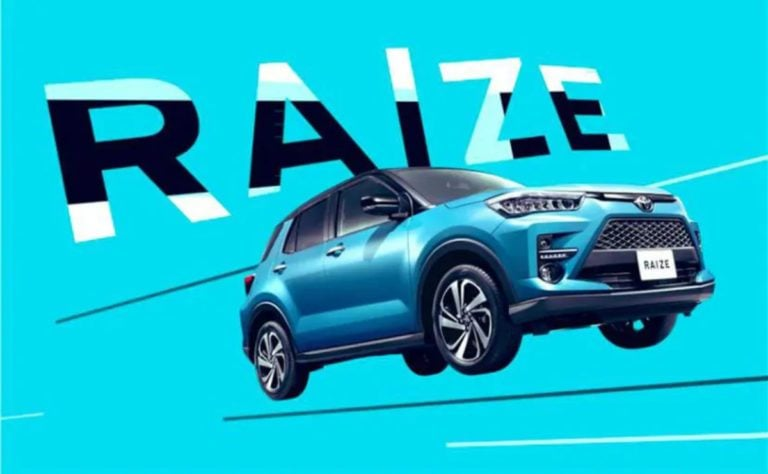 Here's the First Leaked Image of the Toyota Raize Sub-Compact SUV!