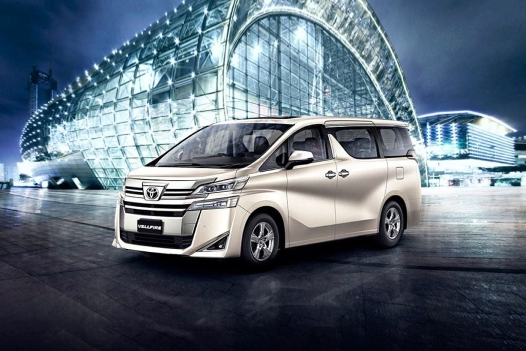 Toyota Vellfire Starts Reaching Dealerships – Launch Soon?