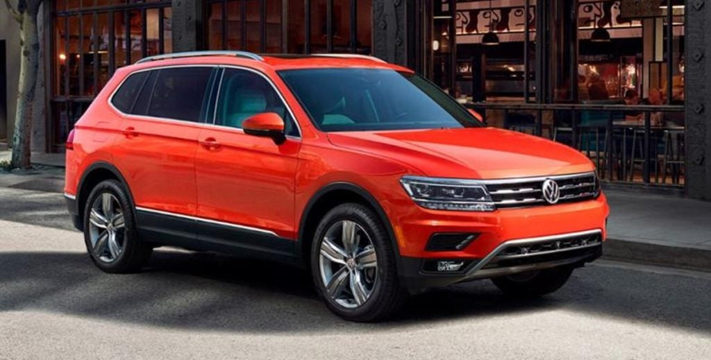 You Might See The Volkswagen Tiguan Allspace In India At