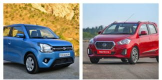 datsun Go automatic vs rivals