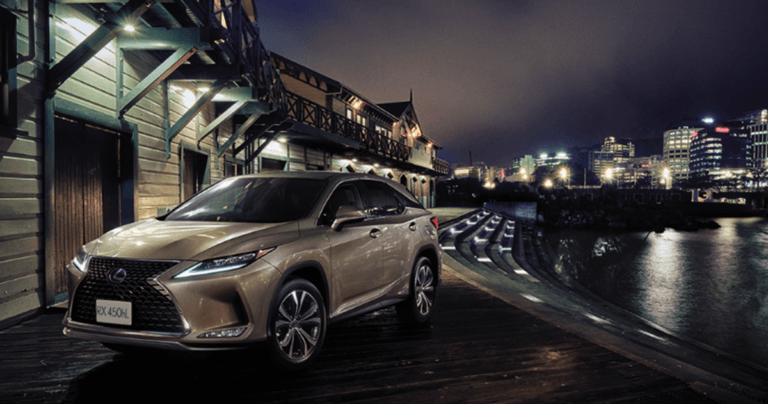 Lexus RX450hL Launched in India for Rs. 99 Lakhs!