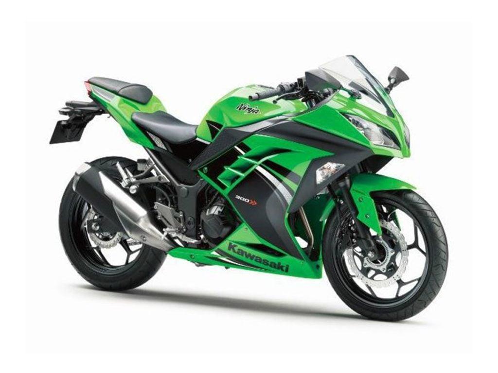 Kawasaki Ninja 300 will receive the BS-VI update sometime in 2020