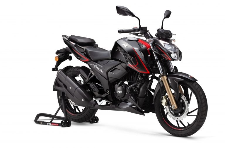BS-6 TVS Apache RTR 160 4V and RTR 200 4V Launched!