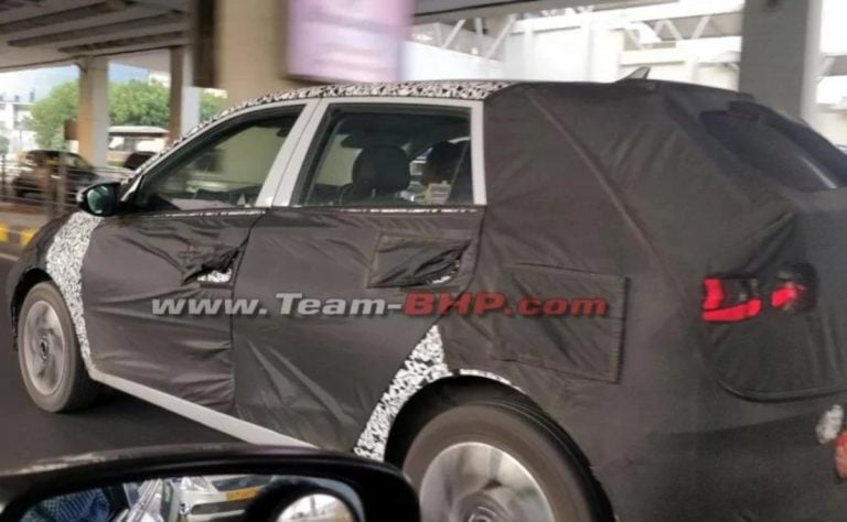 New Spy Shots of India spec 2020 Hyundai i20 Reveal new Design Details!