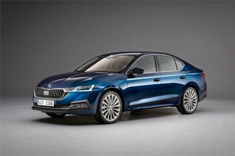 Skoda Unveils the 2020 Octavia; India Launch Next Year!