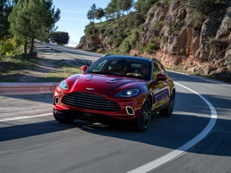 The Aston Martin DBX with Sportscar Pedigree is Finally here!