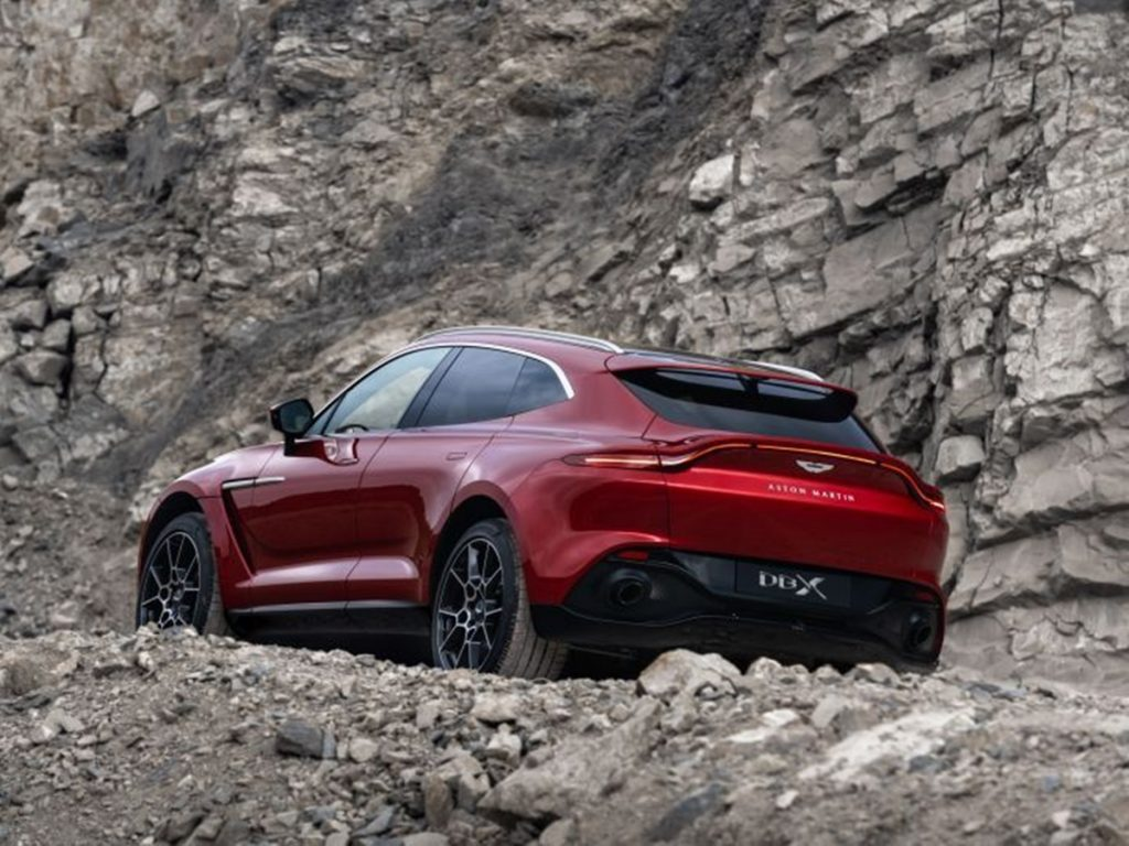 Aston Martin Has Opened Bookings For The Dbx Suv In India