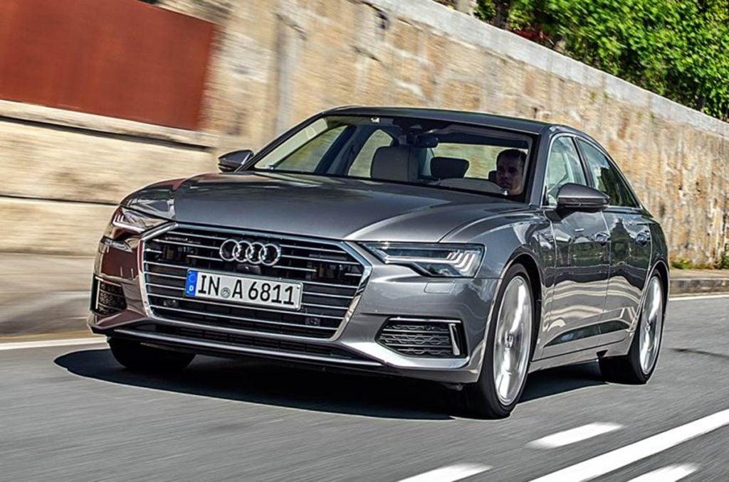 All-new Audi A6