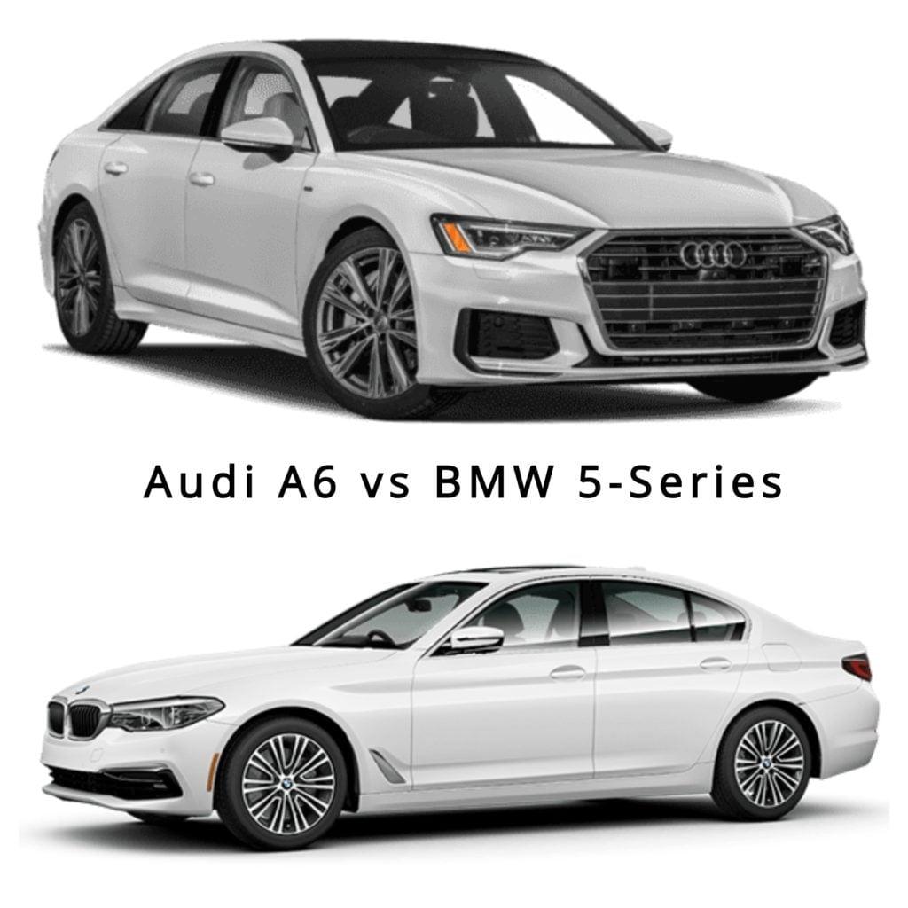 Audi A6 vs BMW 5-Series
