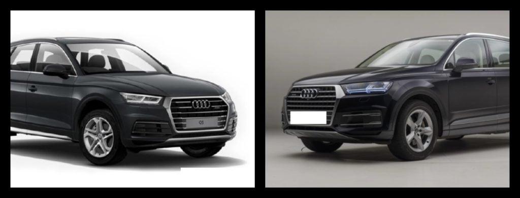 Audi Q5 Q7 Image