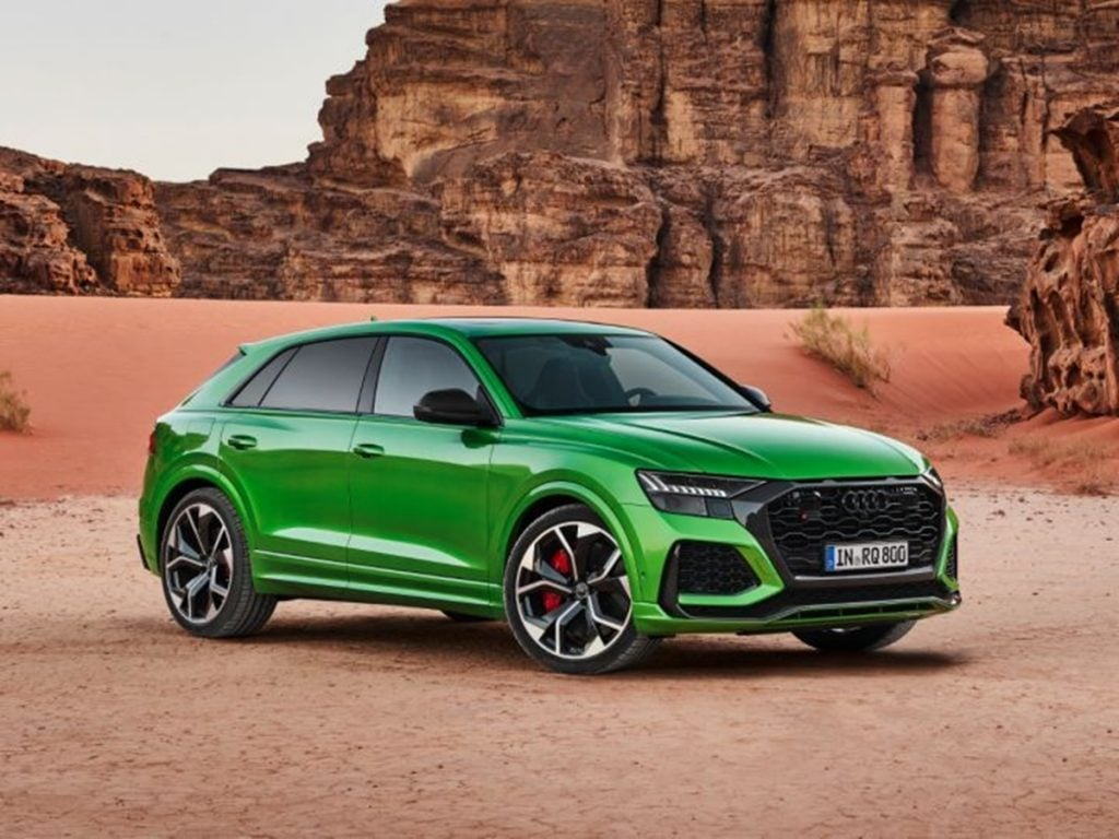 Audi RS Q8 debuted at the LA Motor Show