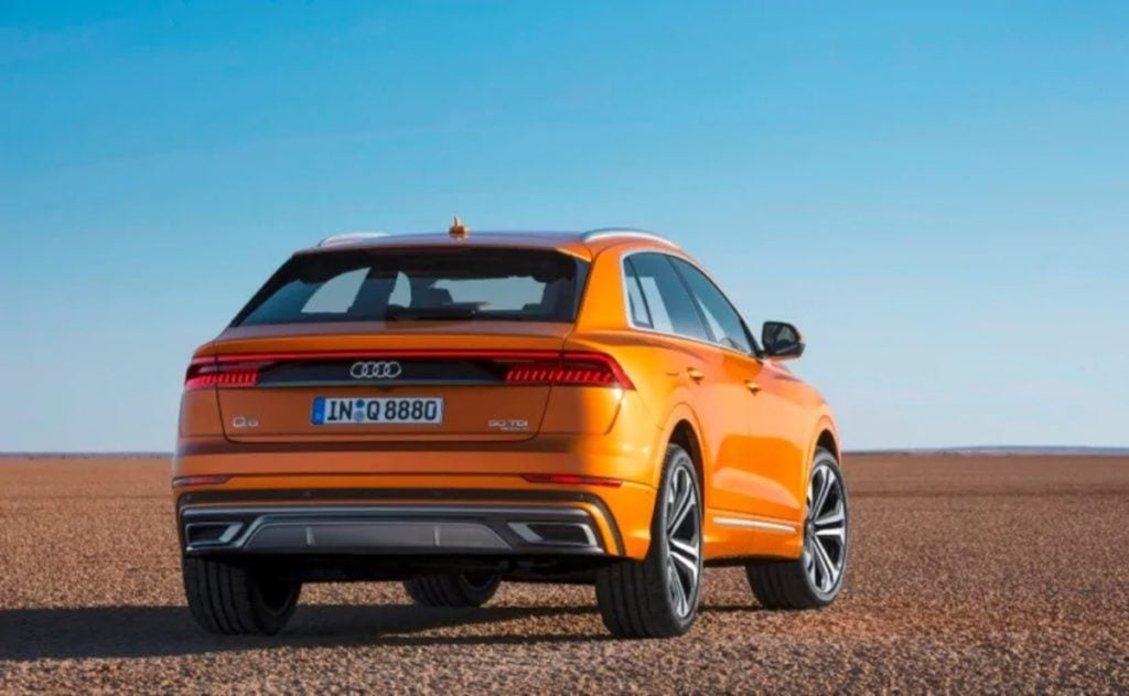 The Audi Q8 is expected to have a price tag of Rs. 1.40 crores in India