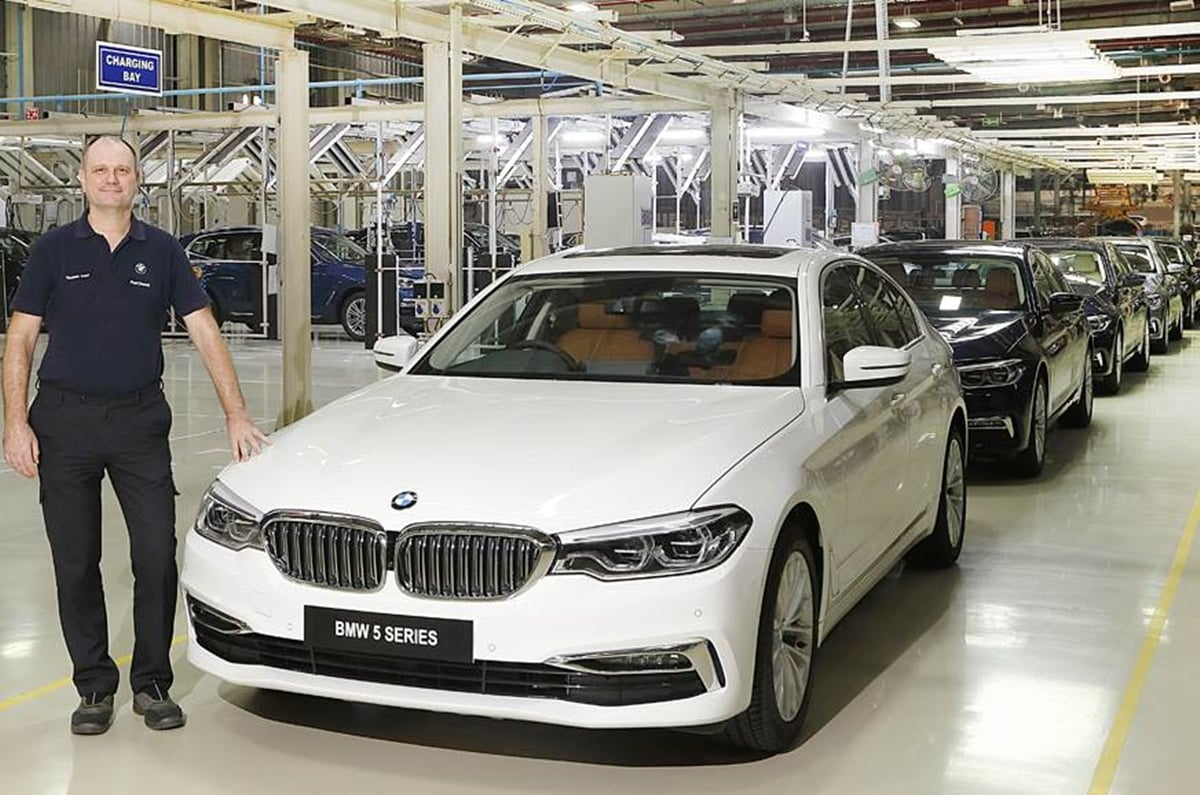 All Bmw Petrol Models Are Now Bs 6 Compliant Prices To Increase By 6