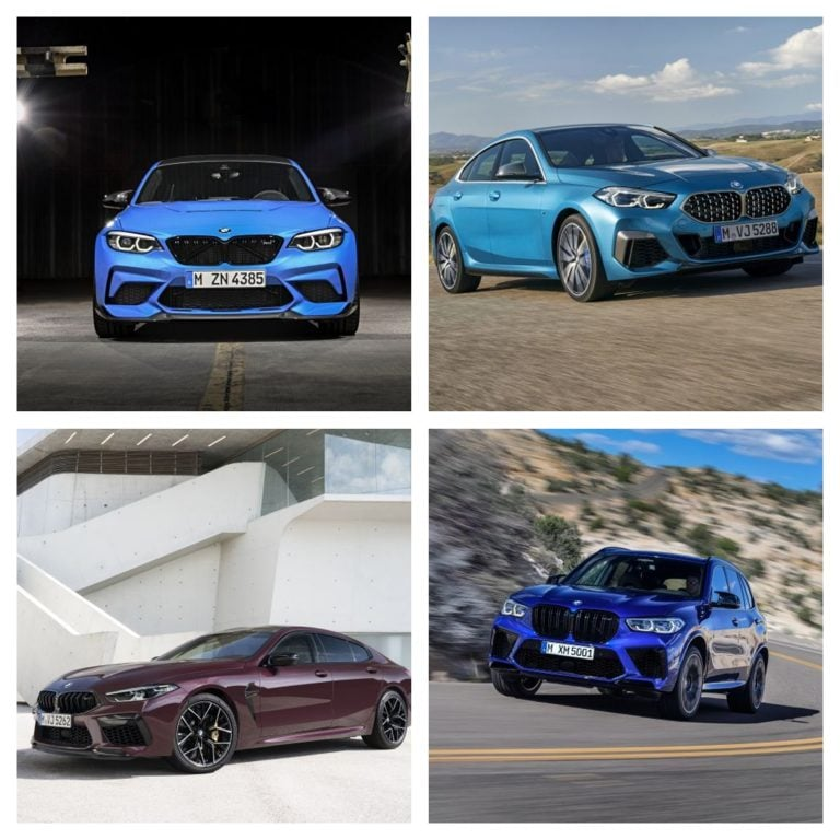 Here Are All the BMW Cars that Made a Noise at the LA Motor Show!