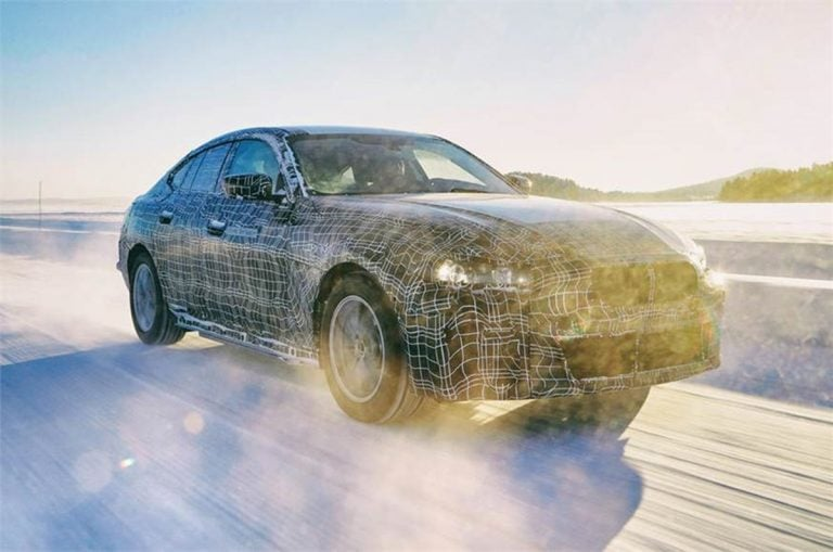 All-new BMW i4 Electric Sedan to have 530hp and a Top Speed of 200kph!