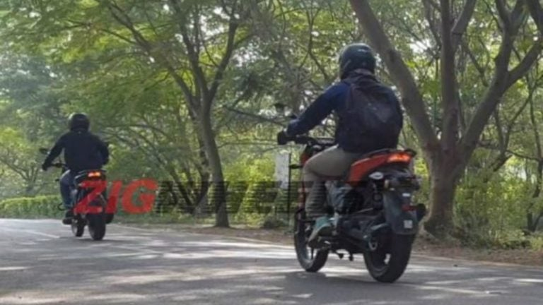 BS-6 TVS Apache RTR 160 4V Spied – What New Can We Expect?
