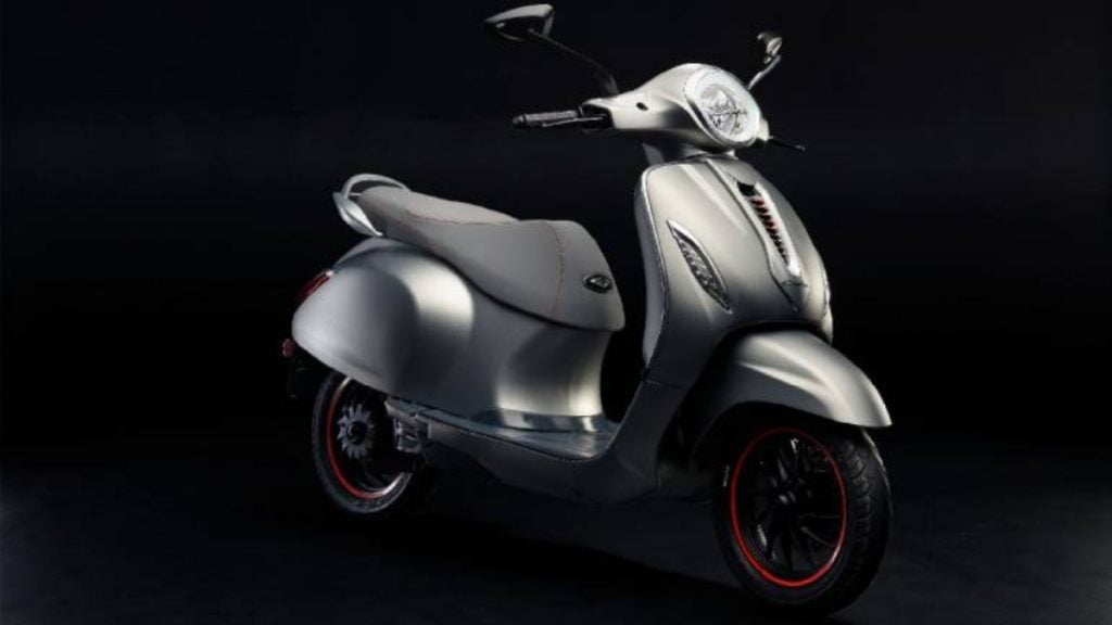 Bajaj will commence deliveries of the Chetak in Pune and Bangalore from the last week of January 2020.
