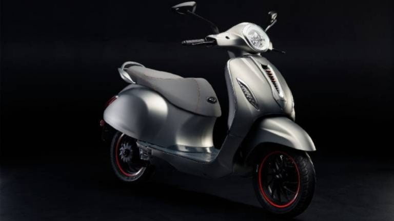 Bajaj Will Launch The Chetak Electric Scooter on January 14