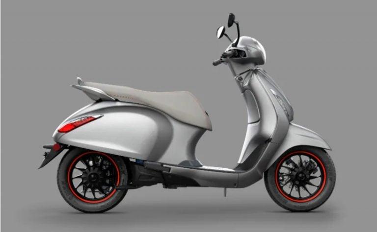 The Bajaj  Chetak Will Come with Three Year/50,000 km Warranty!
