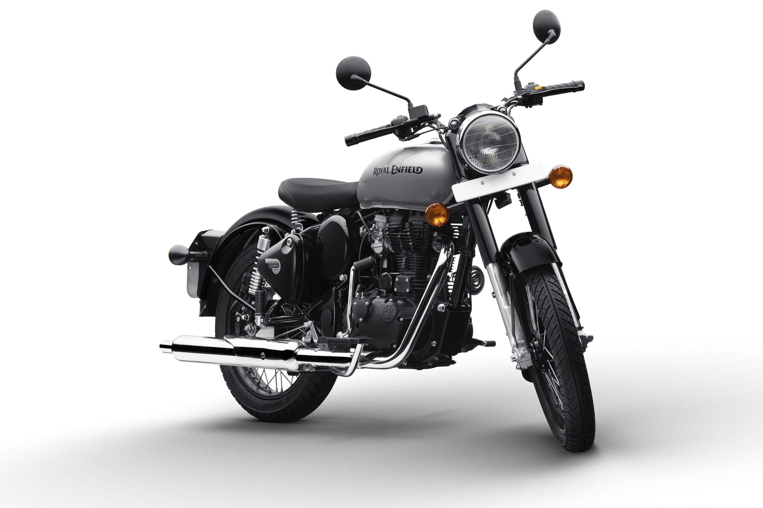 Bs6 Royal Enfield Classic 350 Redditch Edition Single Abs Launched