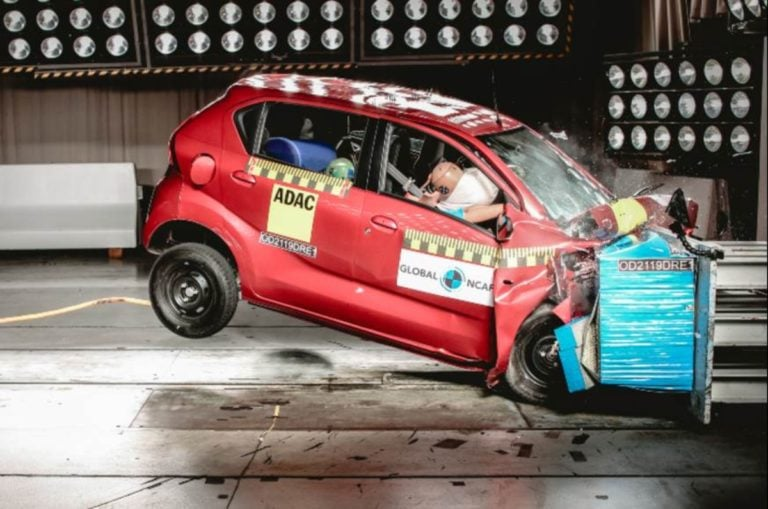 Datsun RediGO Gets One Star In The Recent Global NCAP Crash Test
