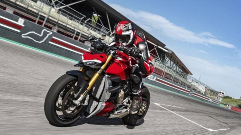 Ducati Streetfighter V4 voted as the Most Beautiful Bike at EICMA 2019!