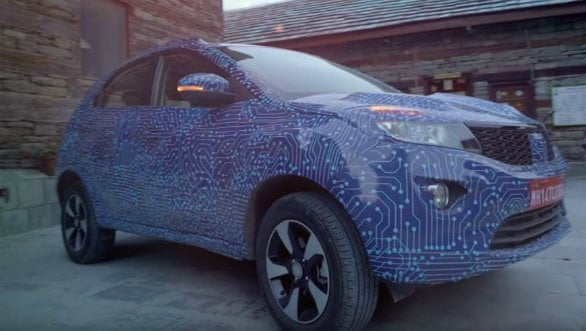 Electric Tata Nexon To Be Unveiled In India On 16th December