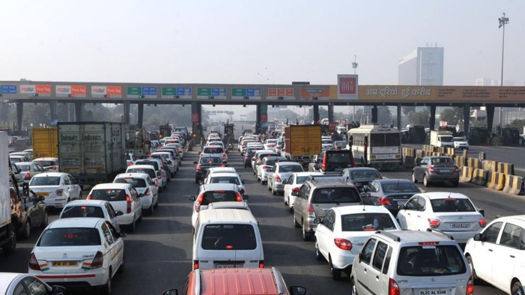 The MoRTH has mandated the use FASTags on all national highways from December 1