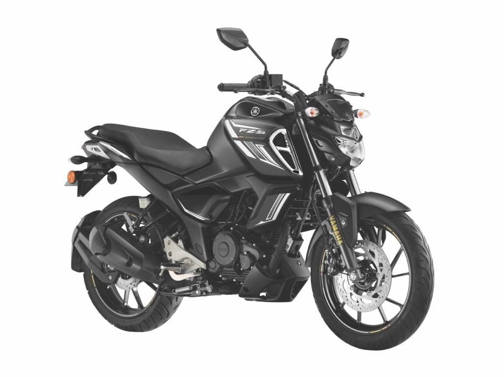 BS-6 Yamaha FZ Noir