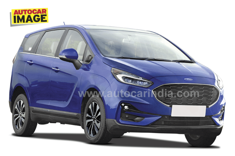 Mahindra Marazzo based Ford MPV on the Cards for India!