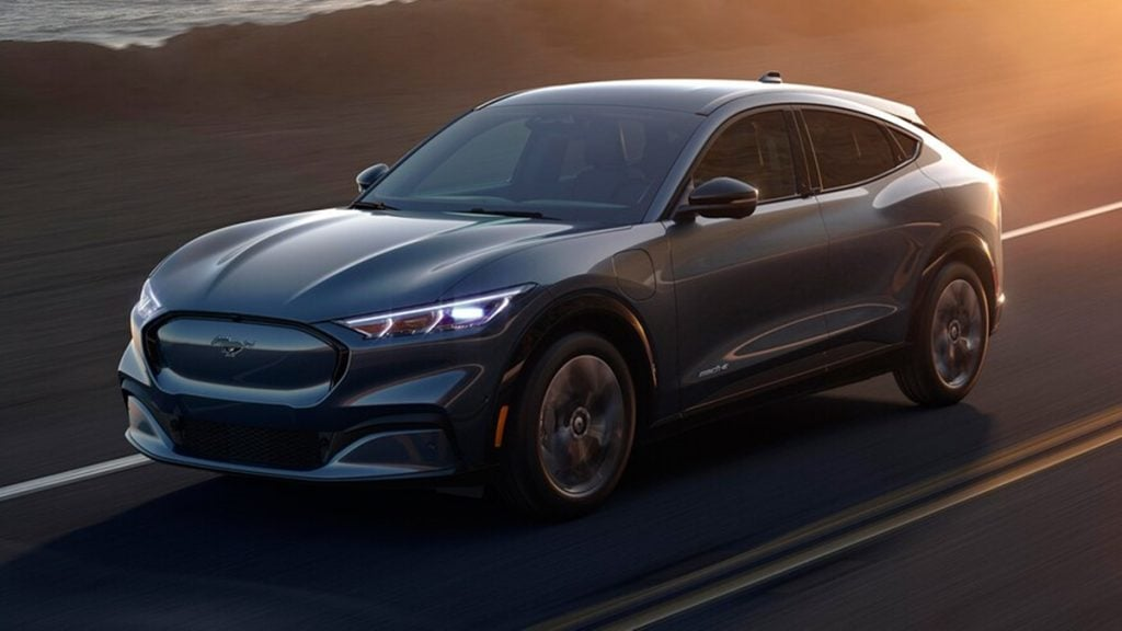 Ford has revealed the all-new Mustang Mach-E