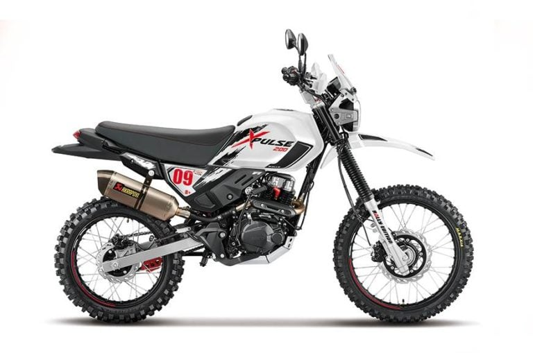 Hero Xpulse 200 Rally Kit Unveiled At The 2019 EICMA; Looks More Off-Roading Oriented
