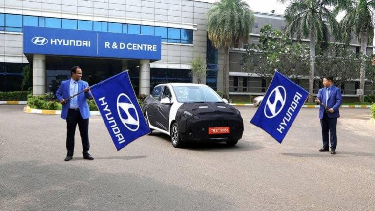Hyundai Aura Global Debut Scheduled for December 19!