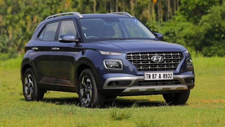 Hyundai Venue Crosses 50,000 Sales Milestone in Just Six Months.