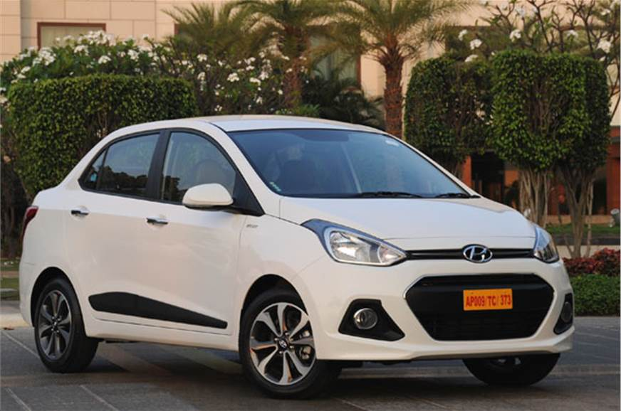 Hyundai will continue to sell the Xcent alongside the Aura but for commercial buyers only.