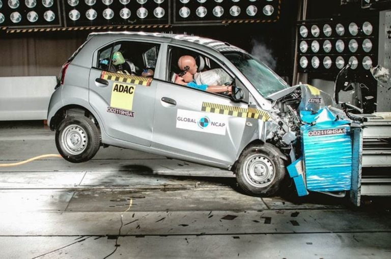 Hyundai Santro Recieves Two-Star Safety Rating from Global NCAP!