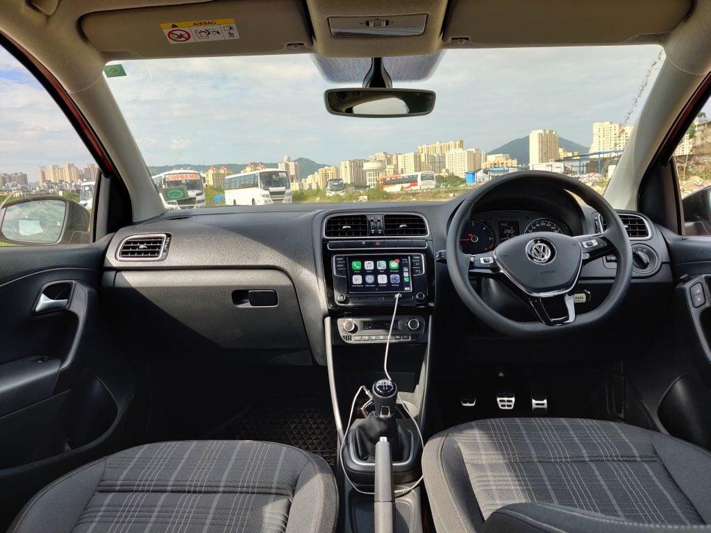 Volkswagen Polo interiors
