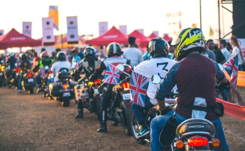 It is largest motorcycle festival in Asia and in currently in its 6th edition.