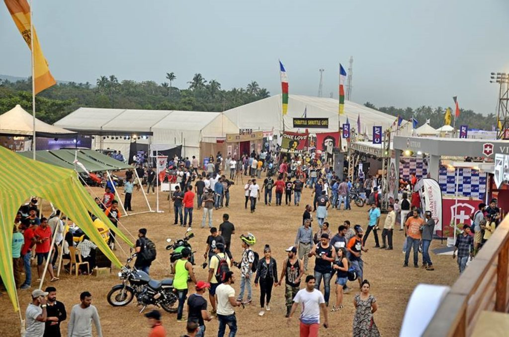 It promises a whole lot of fun activities, major attractions and amazing motorcycles to drool over.
