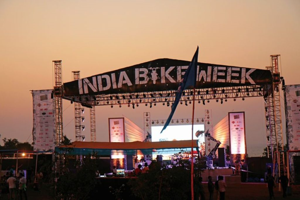 The India Bike Week has seen several amazing music artists over the years and 2019 is no different.