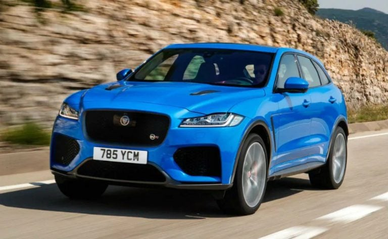 Jaguar F-Pace SVR is Coming to India Very Soon!